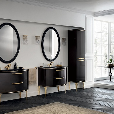 Элитная ванная мебель фото смеситель blanco sora 520835 купить